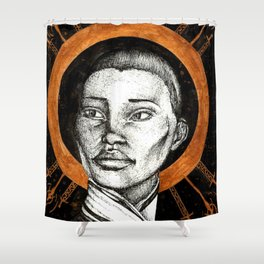 Ladies of Dragon Age: Vivienne Shower Curtain