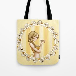 The Spring Collection: Fauna Tote Bag