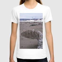 Creature on the Beach T-shirt