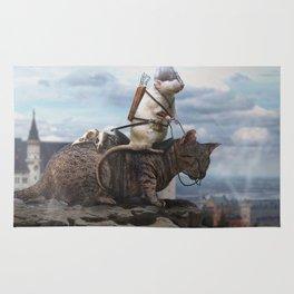 The Dragon Hunter Rug