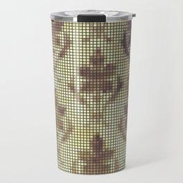 Pixel wallpaper 4 Travel Mug