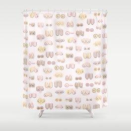 Hakuna your tatas Shower Curtain