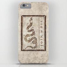 Join or die Slim Case iPhone 6s Plus