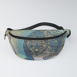 Plucked From the Jaguar's Lair Fanny Pack