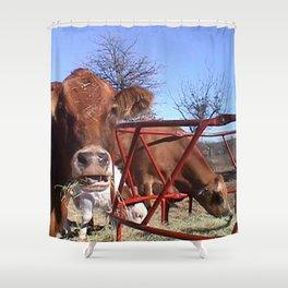 Clover, Elsie & Mac Shower Curtain