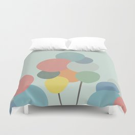 Ballon Duvet Cover