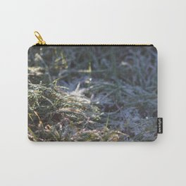 Frosty Underfoot Carry-All Pouch