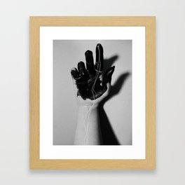 conection Framed Art Print
