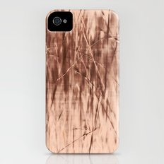Golden grass ~ Abstract Slim Case iPhone (4, 4s)