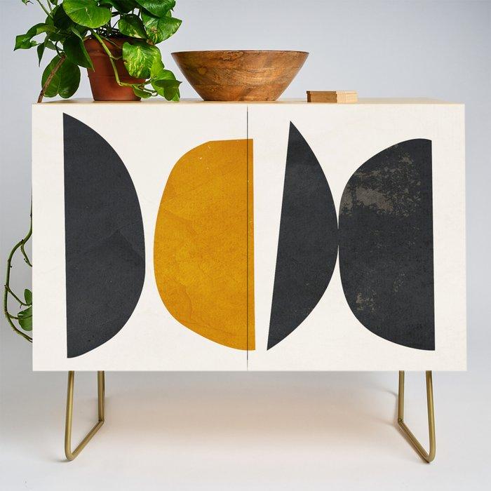 abstract minimal 23 Credenza