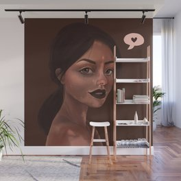 Beautifully unique Wall Mural