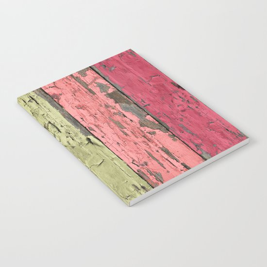 Temple of Love Notebook