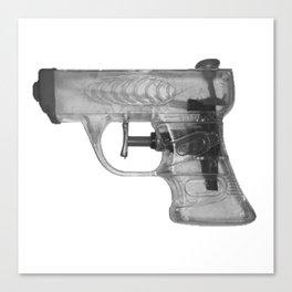 Lysn Pistol Canvas Print