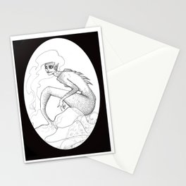 Mermaid of the Deep Stationery Cards