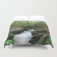 bamboo Duvet Covers featuring Bamboo by AnishaCreations