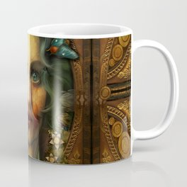 """Meat is Murder Memento Mori"" Coffee Mug"