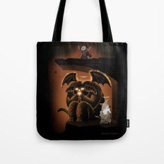 Wizardly Shenanigans Tote Bag