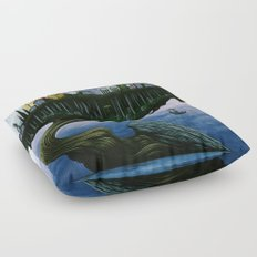 The Actuarium Floor Pillow