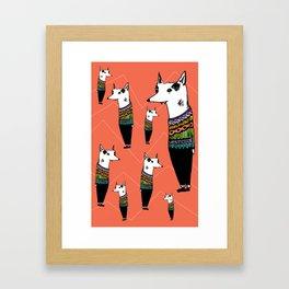 TJOFF Framed Art Print