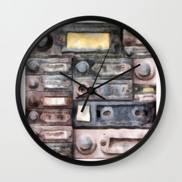 ring the me Wall Clock
