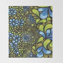 Petals Throw Blanket