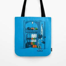 The Morning Routine Tote Bag