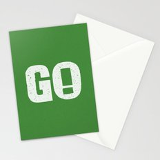 GO! Stationery Cards