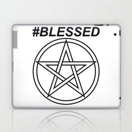 #BLESSED INVERSE Laptop & iPad Skin