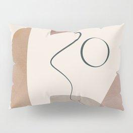 Minimal Abstract Shapes No.62 Pillow Sham