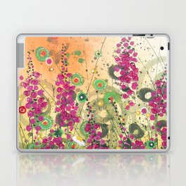 Fireweed in Melon Laptop & iPad Skin