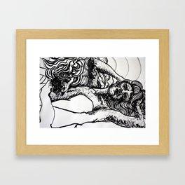 Something Unbroken Framed Art Print