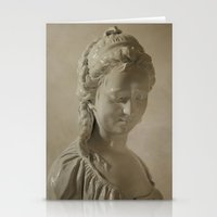 goddess Stationery Cards featuring Goddess by Mary Kilbreath