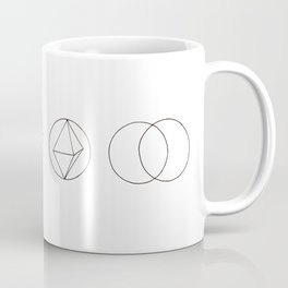 Geometry Universe Creation Coffee Mug