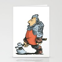 soldier Stationery Cards featuring Soldier by Inigo Izal
