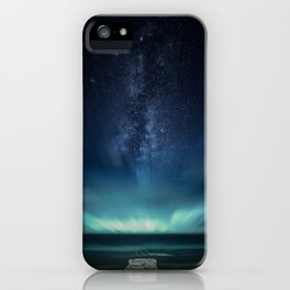Space Dock iPhone Case