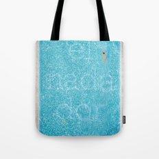 El Nadador Tote Bag