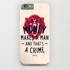a crime (variant) iPhone 6s Slim Case