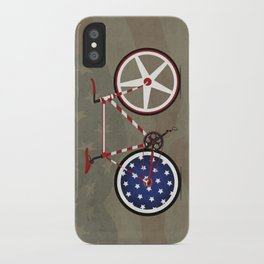 Bike America iPhone Case