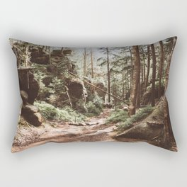 Wild summer - Landscape and Nature Photography Rectangular Pillow