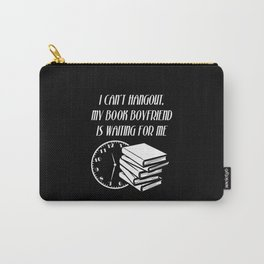 Book Boyfriend Carry-All Pouch