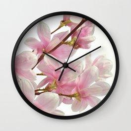 Magnolia  0127 Wall Clock