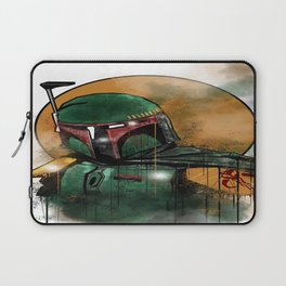 Fett Laptop Sleeve