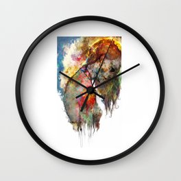 what's left of me Wall Clock