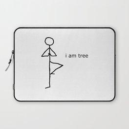 i am tree Laptop Sleeve
