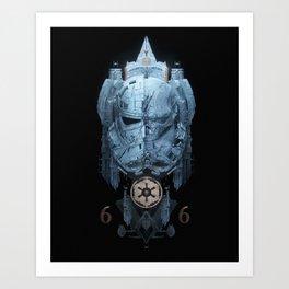 Order 66 - 3 Art Print