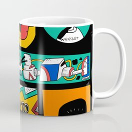 Try to laugh about it Coffee Mug