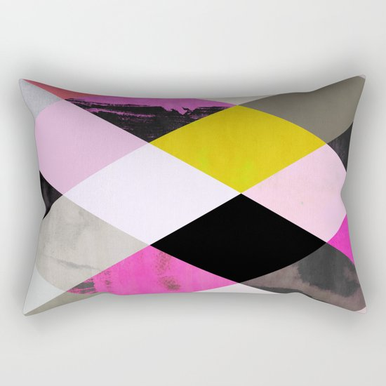 colour + pattern 15 Rectangular Pillow