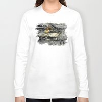 venus Long Sleeve T-shirts featuring VENUS by Design Gregory