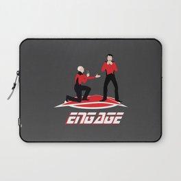 Long Trek to Forever Laptop Sleeve