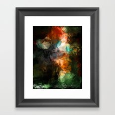 Color Parade Framed Art Print